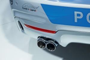 выхлоп BMW 428i Купе от AC Schnitzer