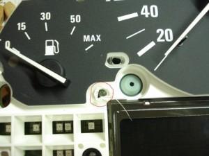 дырочки в панели BMW E39
