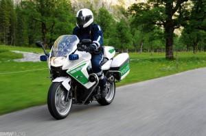 концепт мотоцикла BMW C полицейский