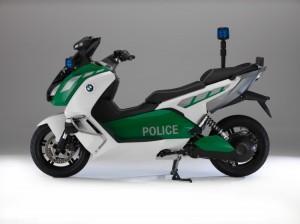 концепт мотоцикла BMW C police