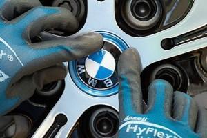 падения акции BMW
