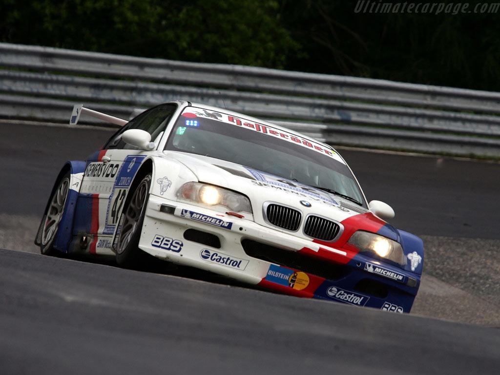 фото BMW m3 gtr_11