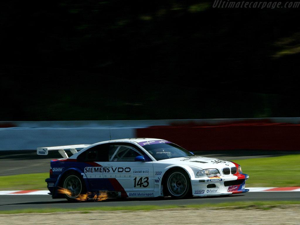 фото BMW m3 gtr_12
