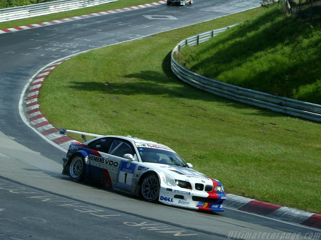 фото BMW m3 gtr_2