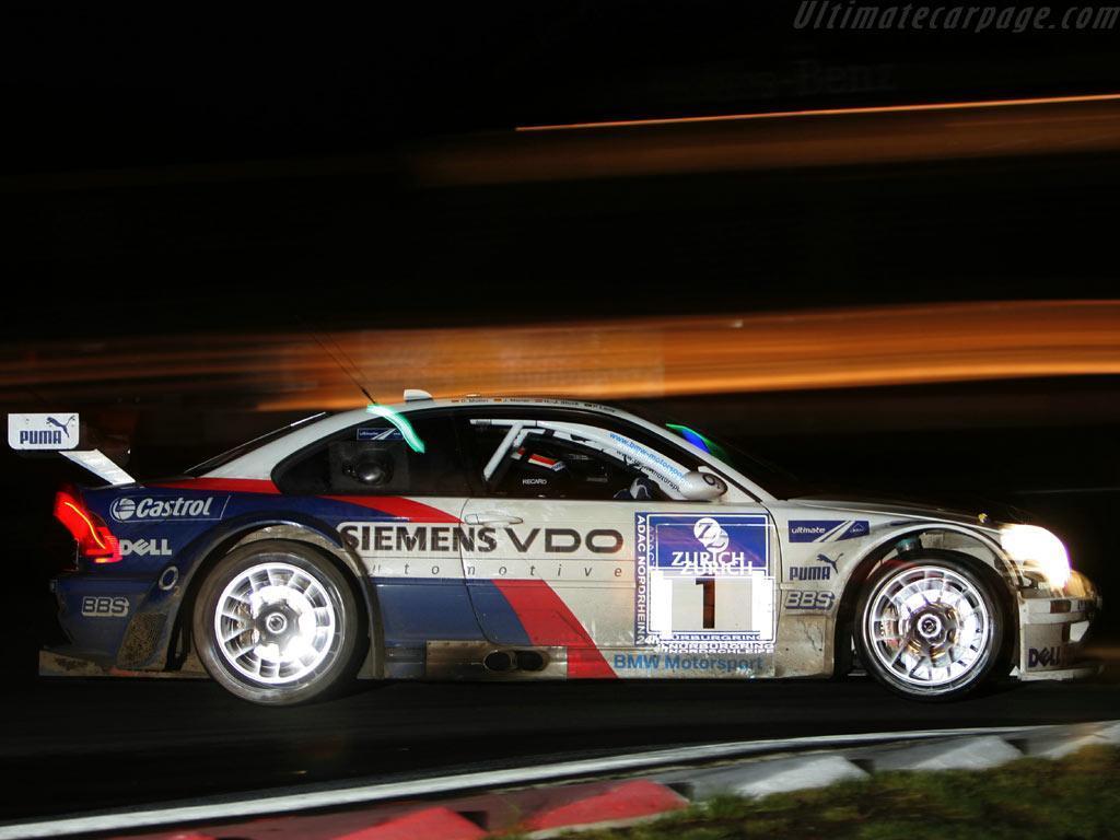 фото BMW m3 gtr_3