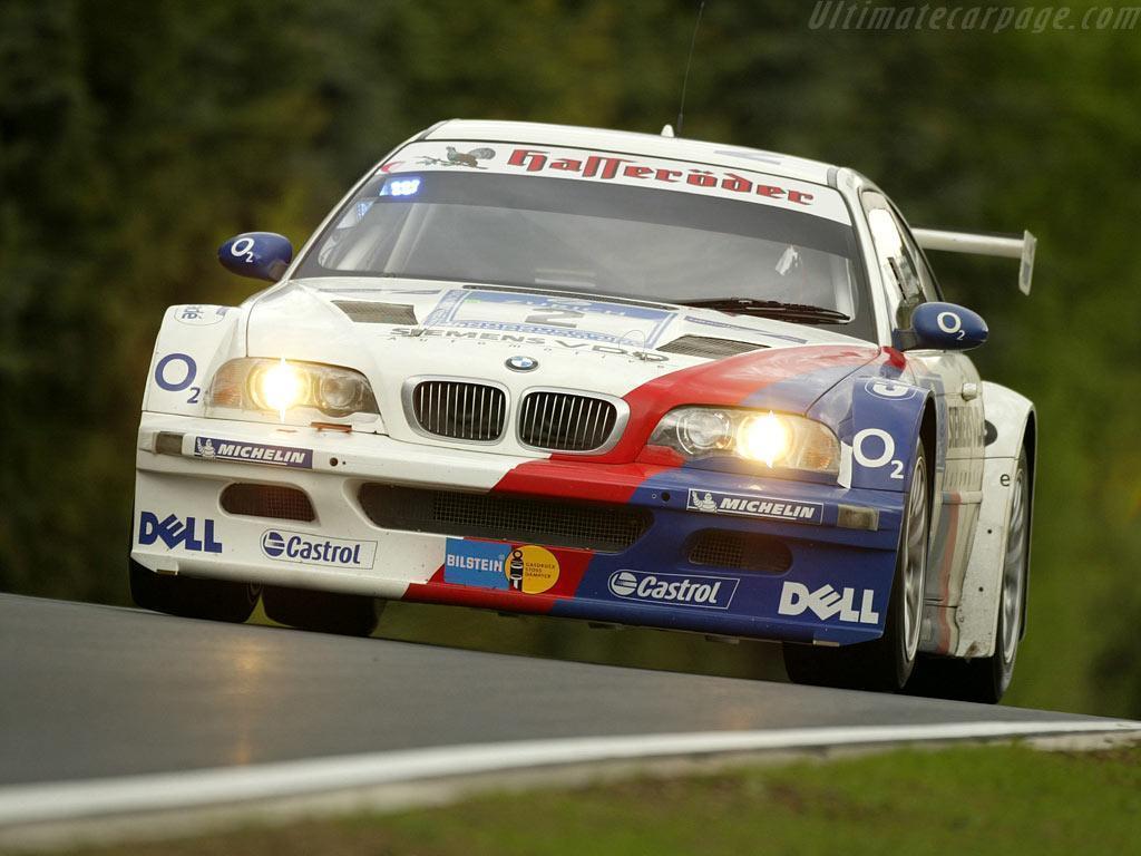 фото BMW m3 gtr_4