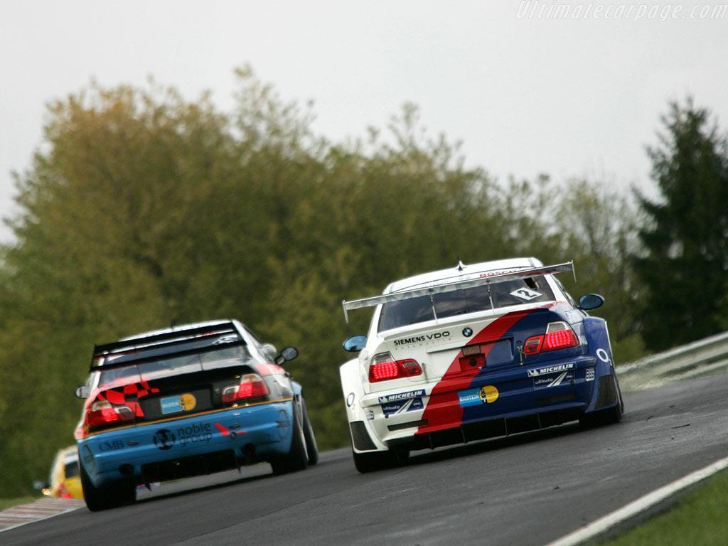 фото BMW m3 gtr_5