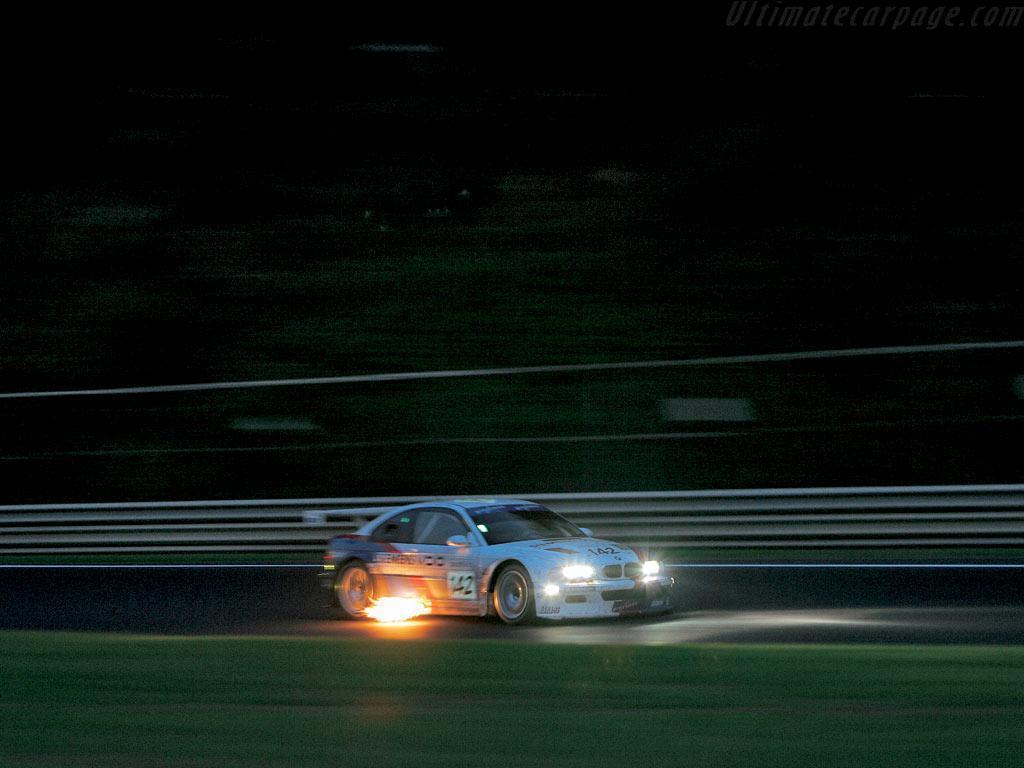 фото BMW m3 gtr_6