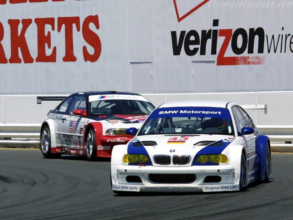 фото BMW m3 gtr_7