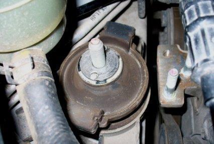 Устраняем вибрацию двигателя БМВ Е21