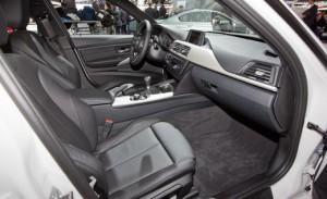 2013 BMW 320i передние сидения