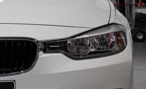 2013 BMW 320i фара