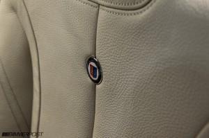 Alpina B4 битурбо коженные сидения