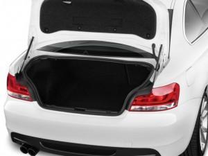 BMW 135i 2013 Багажник