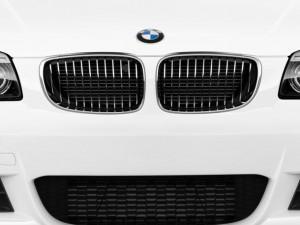 BMW 135i 2013 бампер
