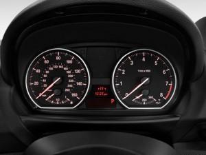 BMW 135i 2013 приборка