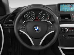 BMW 135i 2013 руль