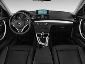 BMW 135i 2013 салон