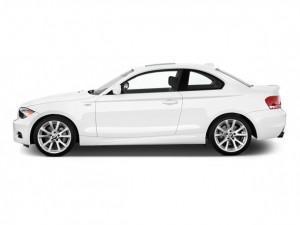 BMW 135i 2013 сбоку
