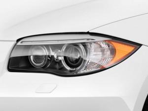 BMW 135i 2013 фара
