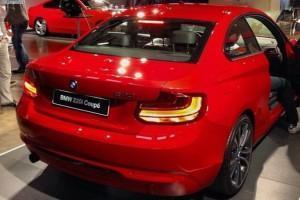 BMW 220i купе