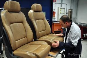 BMW 8 серий 2013 сидения