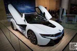 BMW i8 в дубае