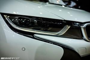 BMW i8 в сша дебют