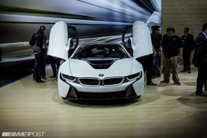 BMW i8 в сша