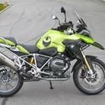 Как установить Garmin на мотоциклы BMW R1200GS