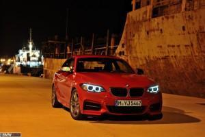 PS4 DriveClub BMW M235i