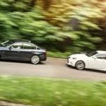 Сравнительное описание Lexus IS300h против BMW 320d (2013 года)