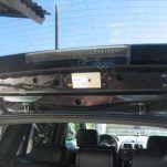 Как отремонтировать центральный стоп сигнал на BMW X3