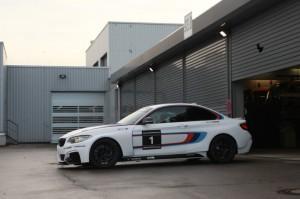 BMW M235i гоночный прототип