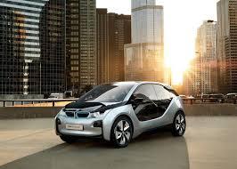 BMW i3 желанный и доступный