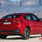 Стартовая цена на 2015 BMW X4 будет начинаться от $45,625 в США