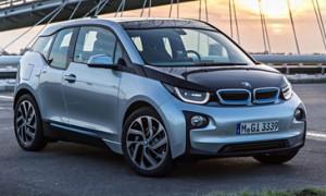 обладателя BMW i3 (отчет)
