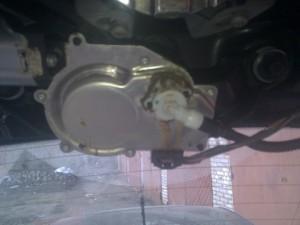 ремонт замка BMW E87