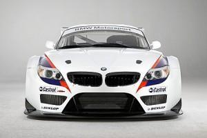 Гоночная BMW Z4 GT3 фото