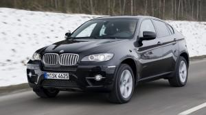 базовой BMW X6 xDrive35i