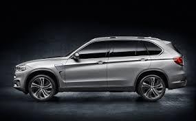 гибридный BMW X5 eDrive