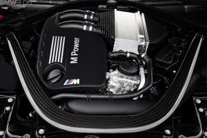 мотор BMW M4 CONVERTIBLE
