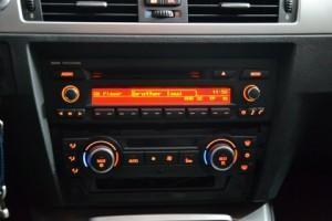 новая панель BMW E90