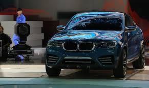 официально дебютировал BMW X4