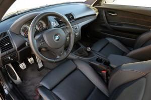 руль BMW 1M от Dinan