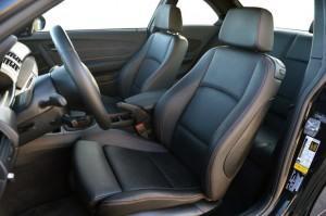 салон BMW 1M тюнинг от Dinan