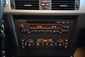 старая панель BMW E90
