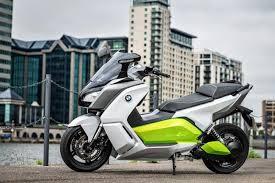электро скутеры C evolution