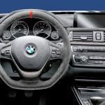 Спортивный руль на BMW Е30