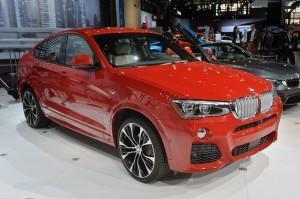 BMW X4 2015 года